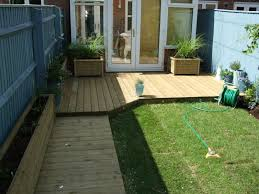 decking ideas for small gardens whatiswix home garden decking