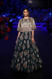 Manish Malhotra Designer Long Skirts Manish Malhotra Empress Story 2015 Couture Collection