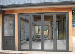 screen door doggie door built home depot
