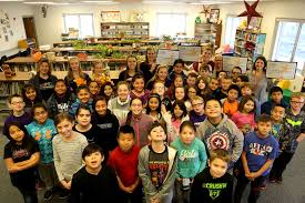 classroom mini grants grand island public schools melissa sears wasmer elementary 750 united we united we is a movement designed to get an entire school community involved in the joy of