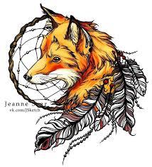 эскизы татуировок лис значение тату с лисой Fox Tattoo Ideas в