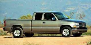 Used 2000 Chevrolet Silverado 1500 Fleetside Extended Cab Mileage ...