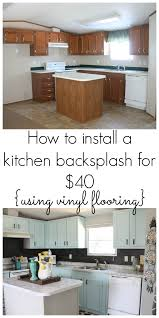 if you are looking for a and gorgeous backsplash but you have a tight budget
