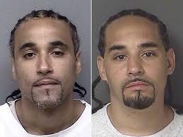 man serves years in prison for crime in case of mistaken  from left richard jones ricky amos