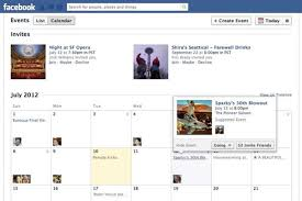 Facebook Revamps Events Creates Full Fledged Online