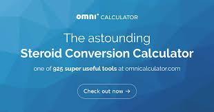Steroid Conversion Calculator Corticosteroid Equivalency