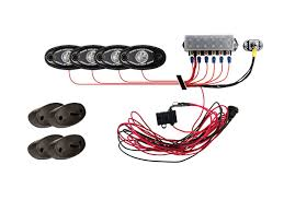 black rhino performance rigid industries a series led rock light rigid light bar wiring diagram at Rigid Industries Wiring Harness