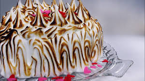 Baked Alaska Recipe - YouTube