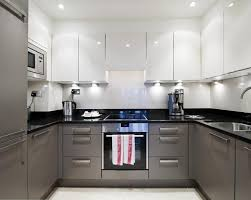attractive grey and white kitchen and perfect modern grey and white kitchens kitchen awesome black