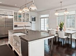 Delightful Kitchen Island With Sink And Dishwasher And Seating