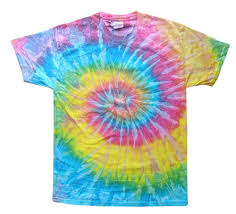 Light Colored Tie Dye Shirts Light Rainbow Tie Dye T Shirts Size Youth Xs To Adult Xl