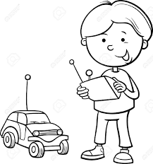 toy car clipart black and white. Delighful Clipart New RC Toys Coloring Pages Download 12t  Car Toy Clipart Black And White With Toy Car Clipart Black And White N