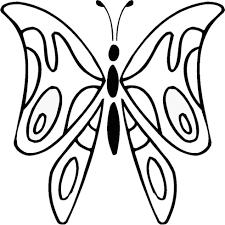 Disegni Con Farfalle Per Bambini Disegnidacolorareonlinecom