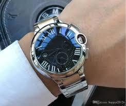 Wholesale Designer Watches New High Quality Wholesale Watch Day Date Classic Solid Designer Watches Stainless Steel Quartz All Dials Working Stopwatch Men Watch Watch Buy Online