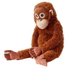 Купить ДЬЮНГЕЛЬСКОГ <b>Мягкая игрушка</b>, орангутанг по выгодной ...