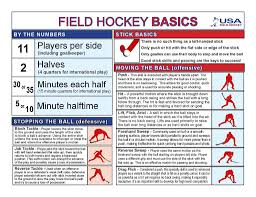 Field Hockey 101