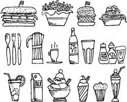 料理とドリンクレストランサービス アイコンのベクターアート素材や