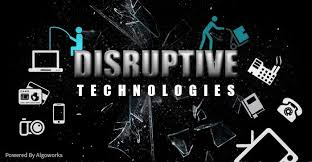 Image result for disruptive technology