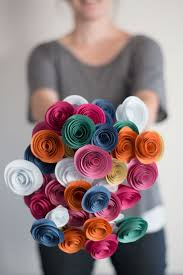 Easy Paper Flower Easy Paper Flowers Diy Pure Sweet Joy