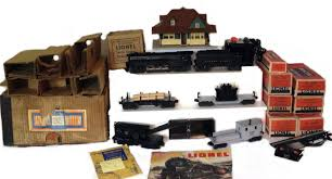 lionel postwar lionel postwar train set