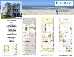 The Kinnakeet Southern Shores NC  House Plans  Kitty Hawk NC    The Kinnakeet Southern Shores NC  House Plans  Kitty Hawk NC  House Plans