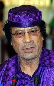 khadafi really was a fairly good leader