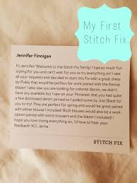 Stitch Fix Notes Stitch Fix Review Adventures In The Little Green House