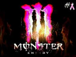 pink monster energy logo wallpaper. Contemporary Logo Inside Pink Monster Energy Logo Wallpaper M