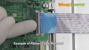 lg tv motherboard price. lg lcd tv repair - how to replace 6871l-2045a t-con board fix tvs youtube lg tv motherboard price