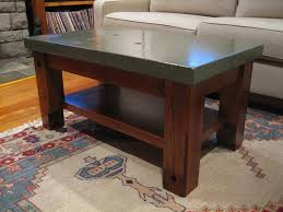 awesome diy concrete coffee table beautiful facil top reddit maker and wood