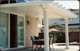 Alumawood Patio Cover Kits Marvelous And Aluminum Patio Covers