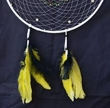 Dream Catcher Vancouver Aboriginal Dream Catcher Yellow Feather Canadian Indian Art Inc 93