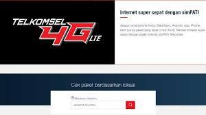 Click here to check telkomsel quotas, buy telkomsel super fast internet in a flash. Zona Paket Data Telkomsel