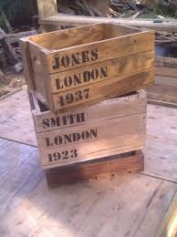 pallet crate furniture. Pallet Furniture , Crates ,trays And Decorative Crate