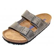 privacy policy birkenstock men s arizona soft footbed in iron oiled distressed leather