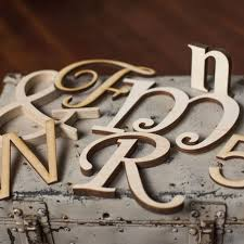 unpainted wood letters and wood numbers in any font craftcuts com