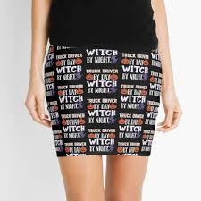 Find drivers, mac that are available on konica minolta bizhub c227 installer. Truck Driver Wife Mini Skirts Redbubble