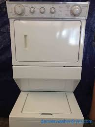 whirlpool stacked washer dryer. Whirlpool Stack Washer/Dryer, Full Size, Heavy Duty, Amazing! Stacked Washer Dryer