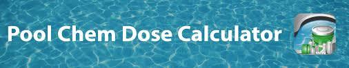 Free Pool Acid Dose Calculator Pool Chemistry Training