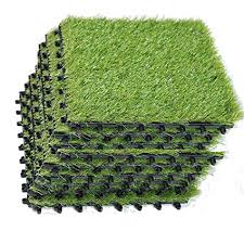 fake grass carpet indoor. EcoMatrix Artificial Grass Tiles Interlocking Fake Deck Tile Synthetic  Turf Green Lawn Carpet Indoor Fake Grass Carpet Indoor