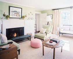 Pink And Green Living Room Green Living Room Photos 106 Of 174