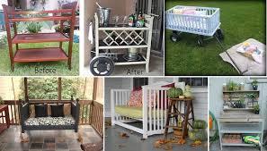 repurpose old furniture. furniturerepurposed5 repurpose old furniture