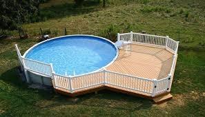 Image Pool Landscaping 35 Great Above Ground Swimming Pools Ideas Plan Your Bakyard Pinterest 35 Fantastic Above Ground Swimming Pools Ideas Apply Your Backyard