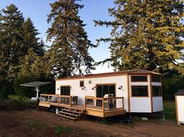 Small Picture A stunning tiny house on wheels by Tiny Heirloom called the