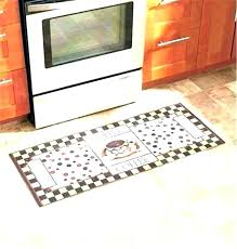 kitchen rugs rug without simple area mainstays mohawk sunflower