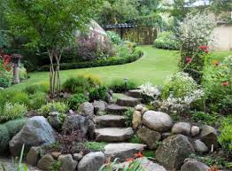 Small Picture The 25 best Landscaping a slope ideas on Pinterest Sloped yard