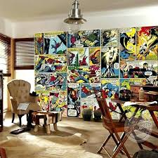 dc comics bedroom decor comic wallpaper for bedroom marvel comics wallpaper custom wall murals captain photo  on marvel comics mural wall graphic with dc comics bedroom decor heath ledger joker wall sticker dc marvel