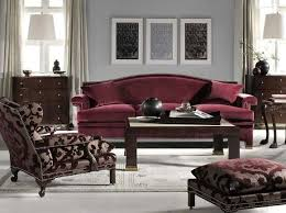 Living Room Ideas With Burgundy Sofa Burgundy Furniture Cievi Home Sofa Bed  For Sale