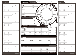 pokemon tabletop character sheet fatal friends log horizon
