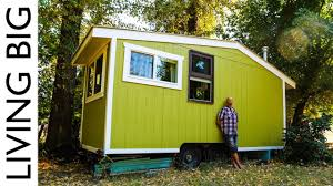 tiny house retirement community. 70 Year Old Builds Innovative Off-Grid Tiny House For Debt Free Retirement Community
